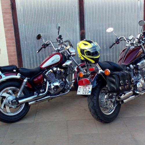 Csavargó motorosok