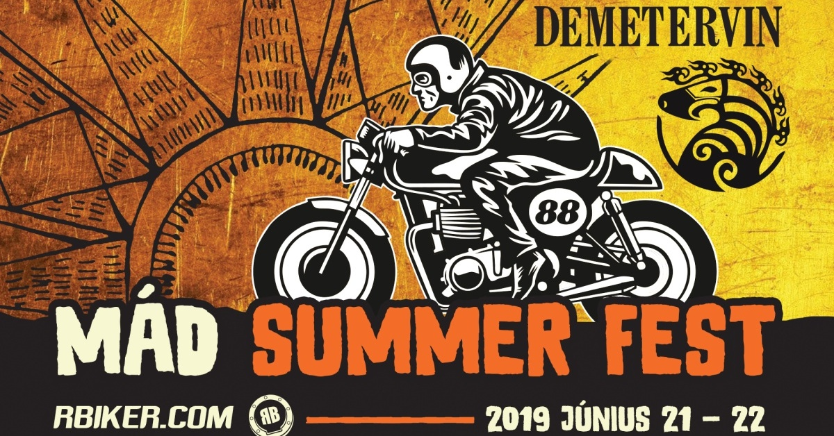 mad summer fest