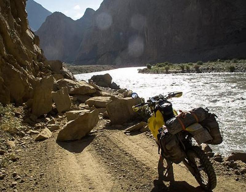 Elveszve a semmi közepén - túlélőtúra Tadzsikisztánban