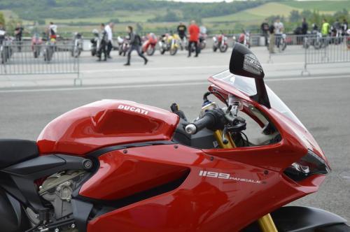 Az első Ducati Day a Hungaroringen