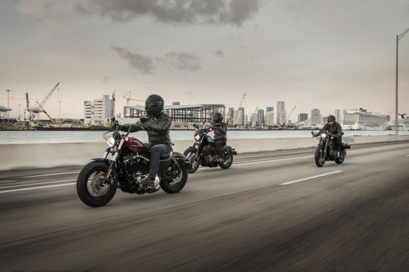 A Harley-Davidson két vadonatúj Sportstere téged is elcsábít