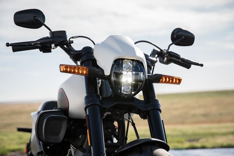 Érkeznek az új Harley-Davidson erőgépek