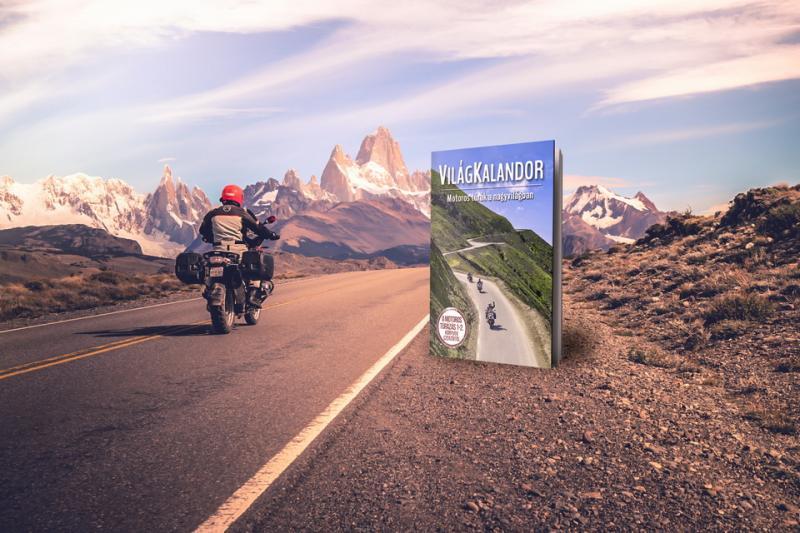 VilágKalandor - avagy motoros túrák a nagyvilágból