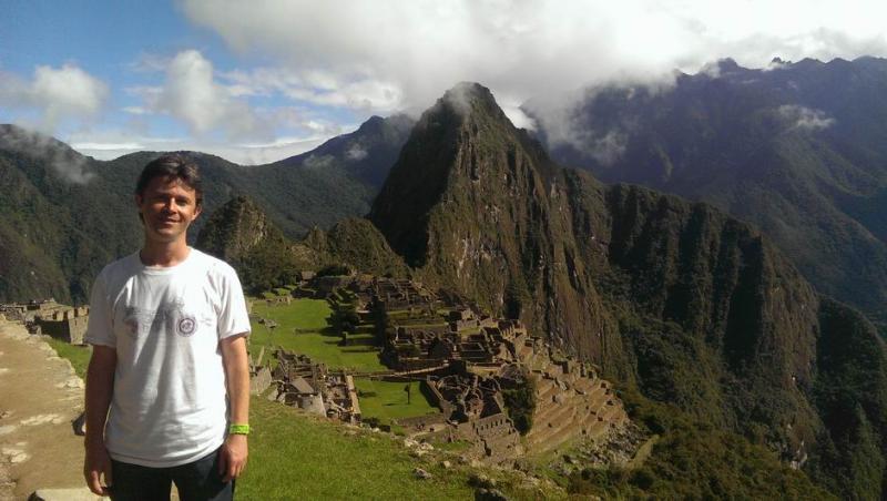 Machu Picchu - Lám el lehet jutni idáig is