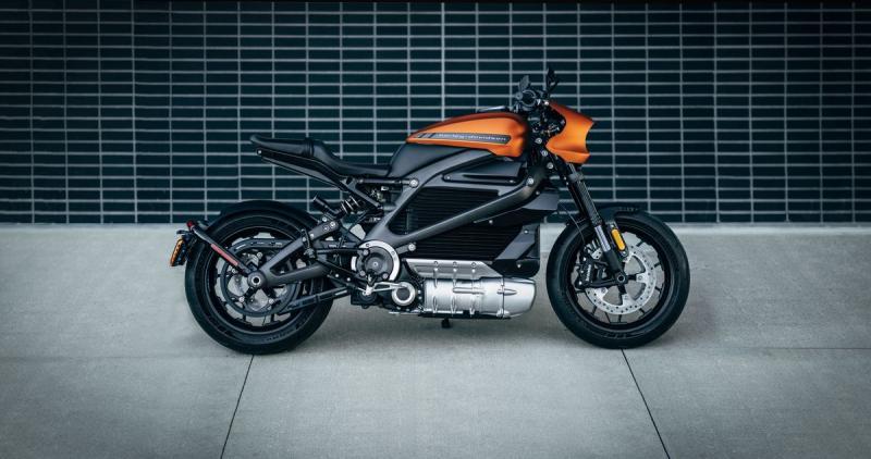 Már előrendelhető az elektromos Harley Magyarországon