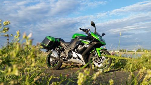 Kawasaki Z1000SX - Az alakváltó Kaméleon