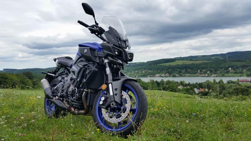 Yamaha MT-10 – A Transzformersz bestia