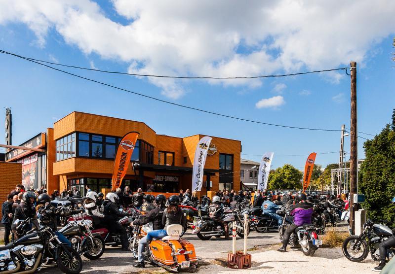 A Harley-Davidson Szezonnyitón lesz a Pan America leleplezése