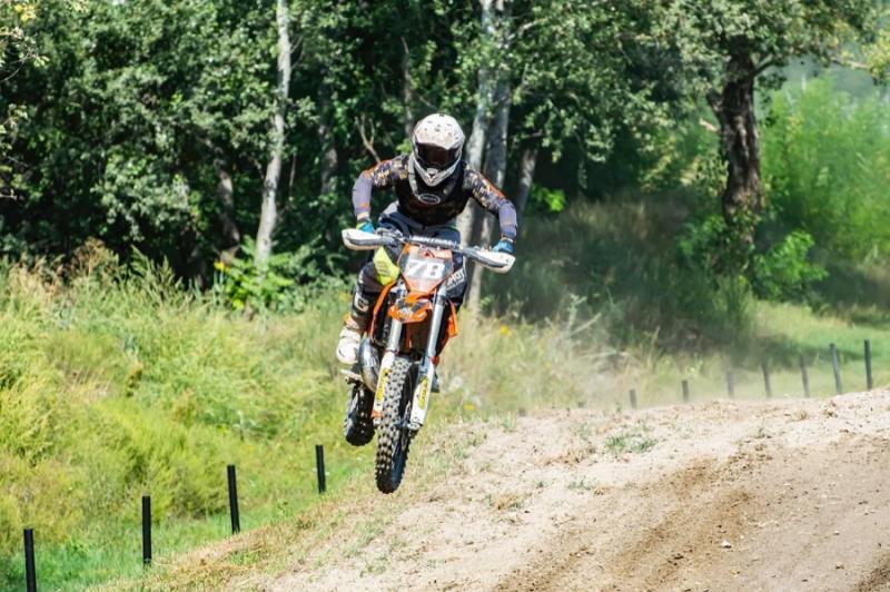 Laller Racing: Liszka Roland ezúttal motocrossban parádézott