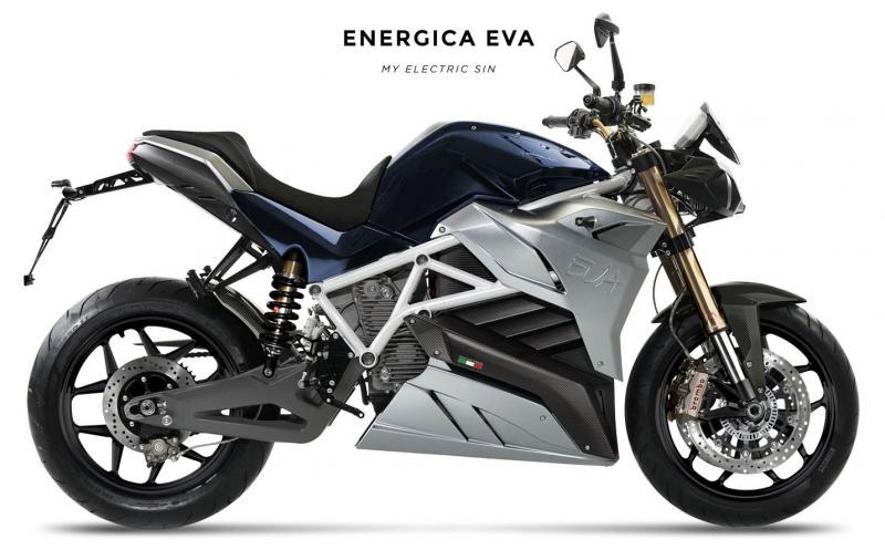 Energica Eva - egy újabb elektromos nagykövet