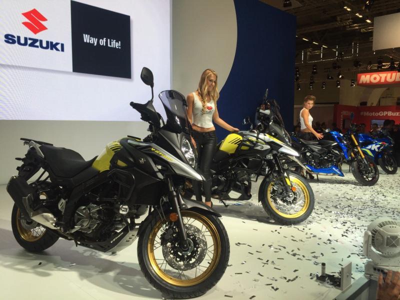 Suzuki V-Strom frissítés avagy megújult vérbeli kalandmotorok érkeznek