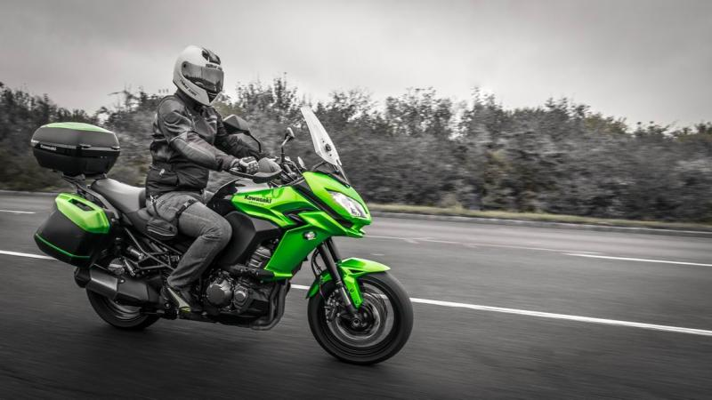 Kawasaki Versys 1000 - Szökken, avagy mindig ugrásra készen
