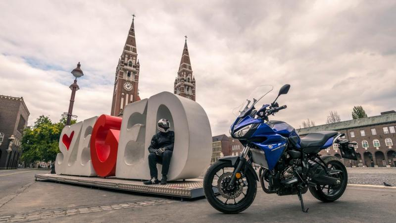 Yamaha Tracer 700 – A könnyed mindenes