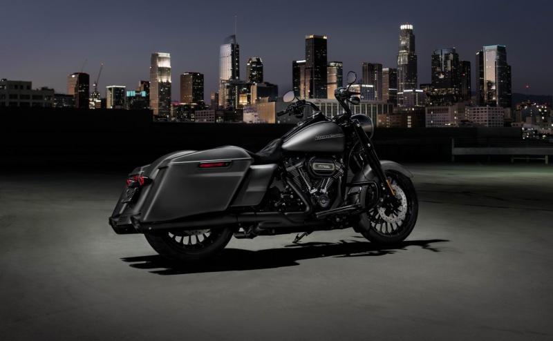 Bemutatkozik a vadonatúj Harley-Davidson® Road King Special