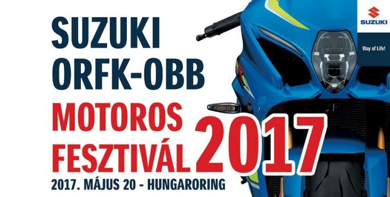 Suzuki MotoFest 2017