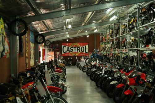 Nemzeti Motorkerékpár Múzeum - Ausztrália