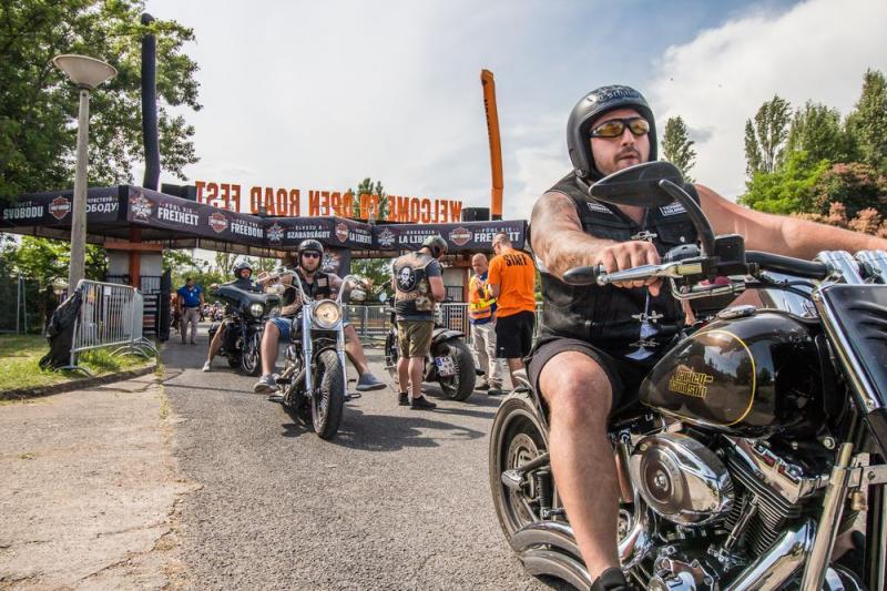 Már csak 1 hét és startol az Open Road Fest!