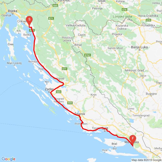 20190428_Novi Vinodolski-Tucepi
