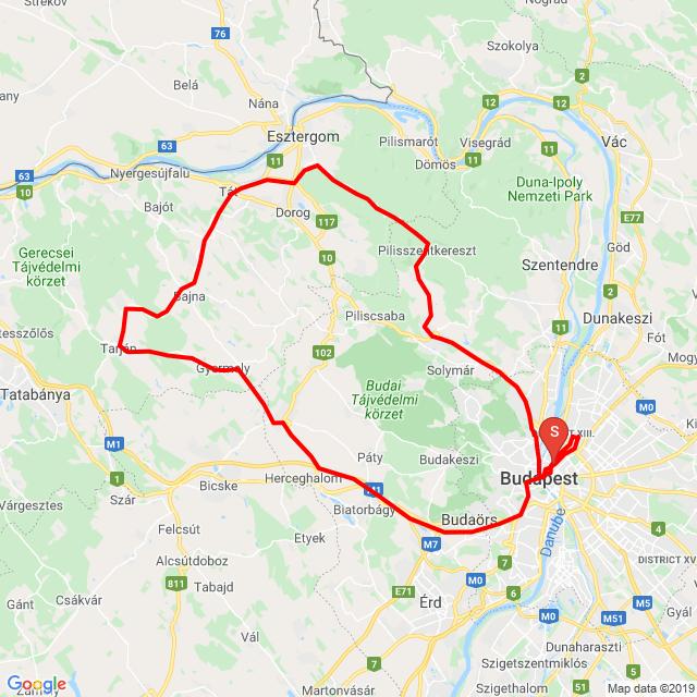 20190501_155940 Héreg - Esztergom kör