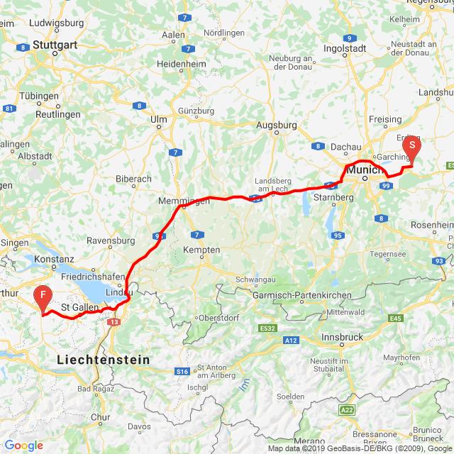 Svájci túra fele