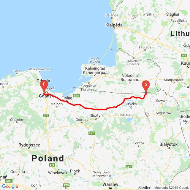 20190608_Gołdap  -  Gdańsk