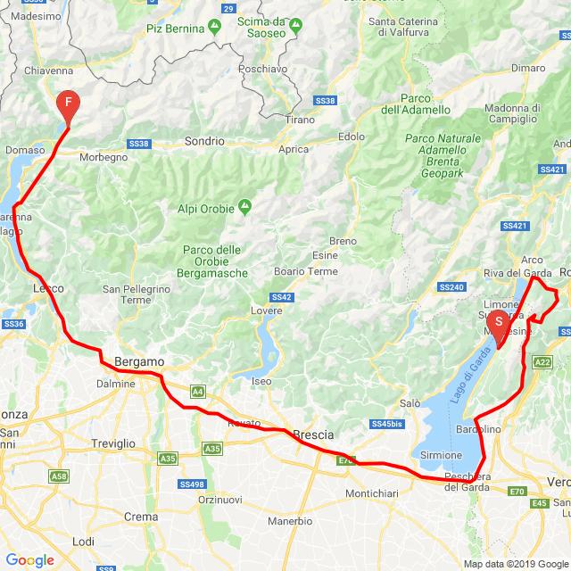20190611 Garda tó 4 nap