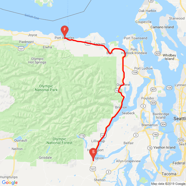 20190611_Oregon coast to Port Angeles - Part 3 (part 2 missing)