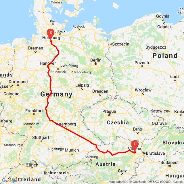 20190613_Nightjet Hamburg > Wien