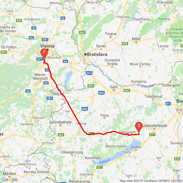 Berhida Bécs 07. 07. 19.