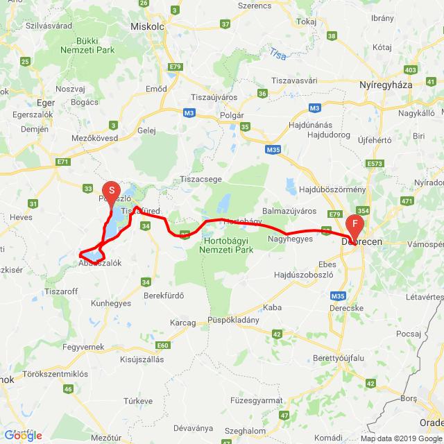 2019.07.09 Tisza tó kerülés