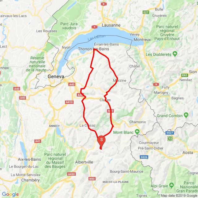 20190709_Les Saisies-Genfi tó
