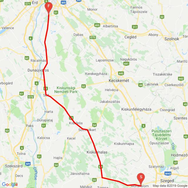 20190715 Mórahalom- Szsztmiklós, home , sweet home....