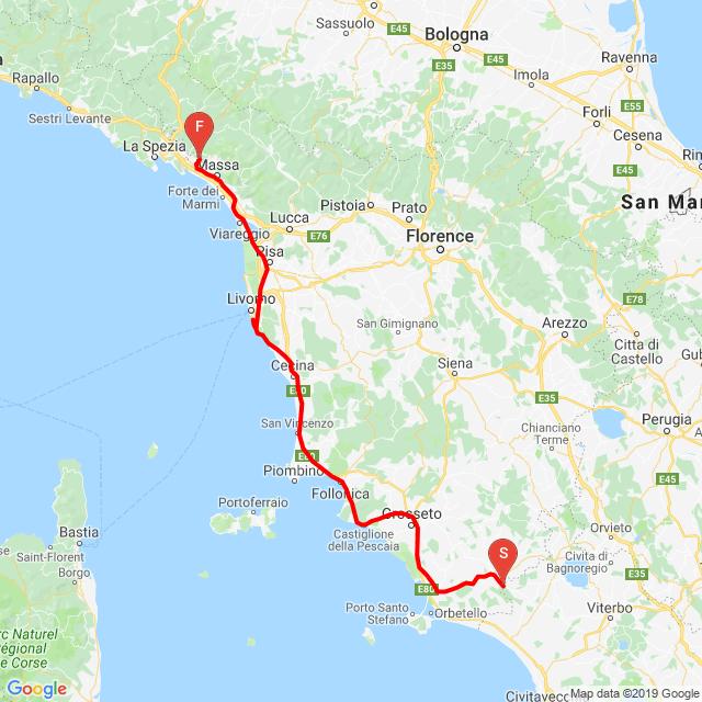 Farnese - Ortonovo