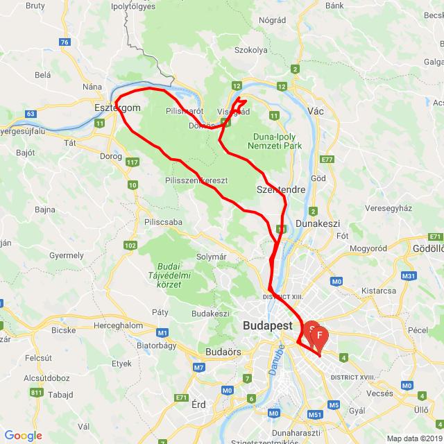 20190820_2N Visegrád-Esztergom-Dobogokő
