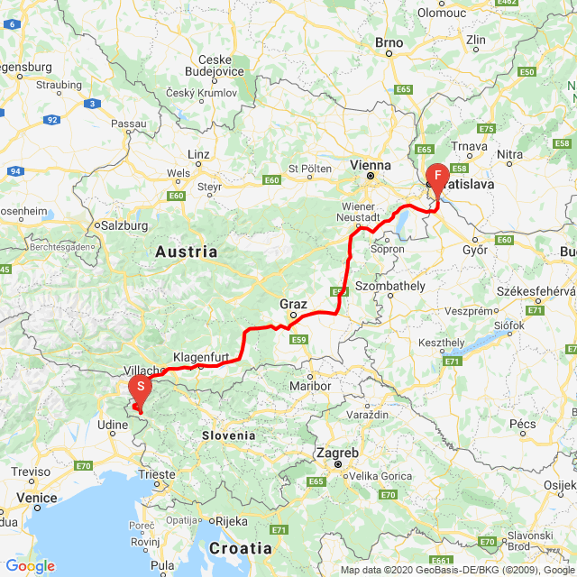 Szlovénia-Mangart-Haza