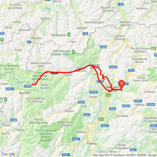 Dolomitok - Második nap - 2019.09.05