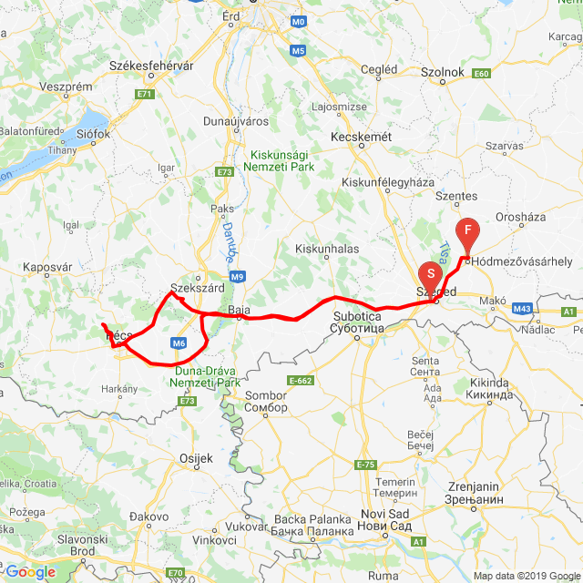 Pécs-Orfű