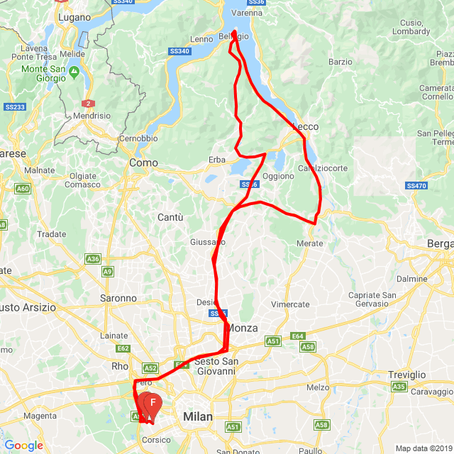 Madonna del Ghisallo/Bellagio
