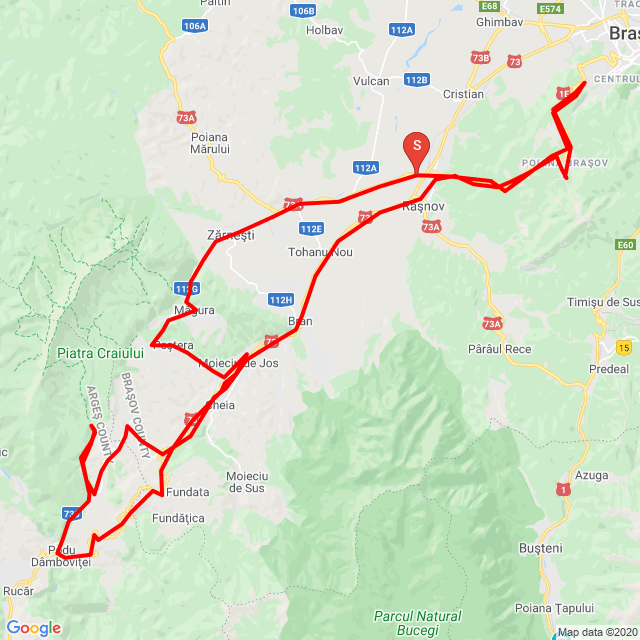 Brasov and AROUND THAT