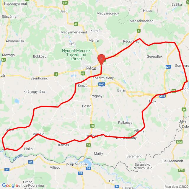 20200726_Első túrám a friss jogsival! Gáborral, Koppánnyal.