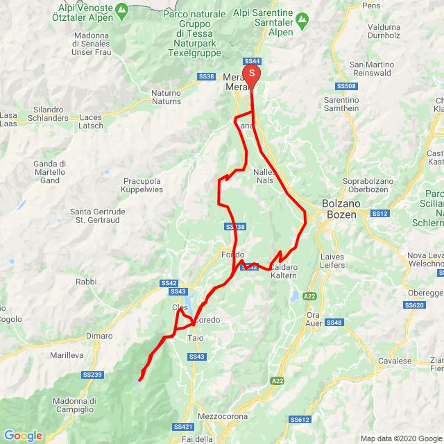20200813_Merano-Lago_di_Tovel-Passo_della_Mendola-Merano