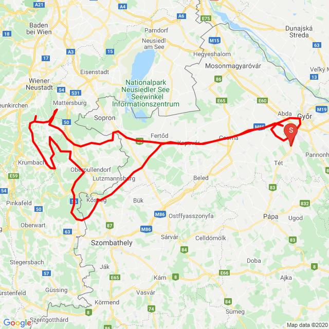 Burgenlandi túra
