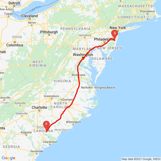 20210328 New Jersey-South Carolina