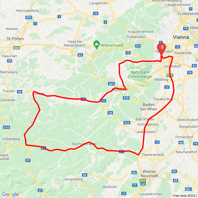 kalte kuchl - Bécs
