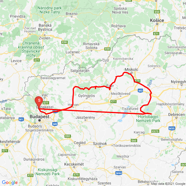 20210512_Mátra, Lillafüred, Hortobágy