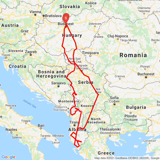Albania 20210509