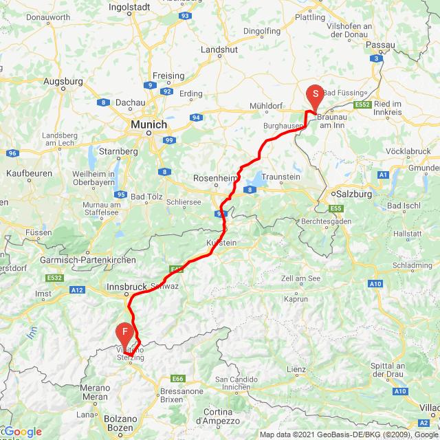 Tag 3 Saibersdorf-Brenner