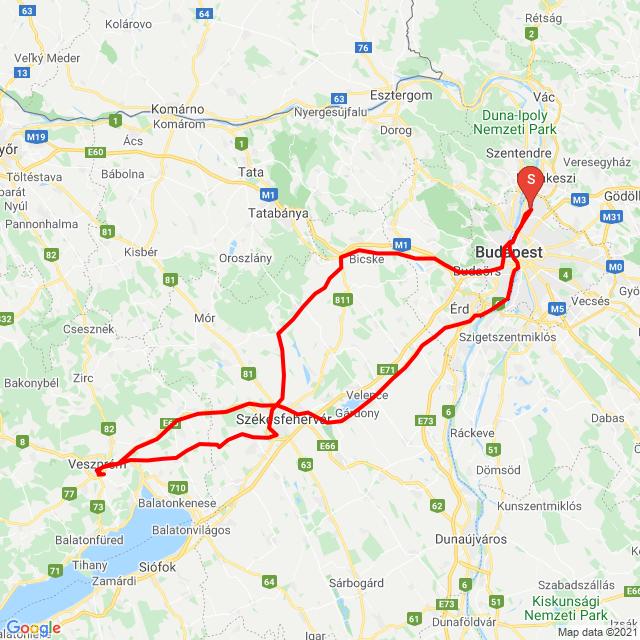 20210918 Veszprém, Nádasdladány, Bicske