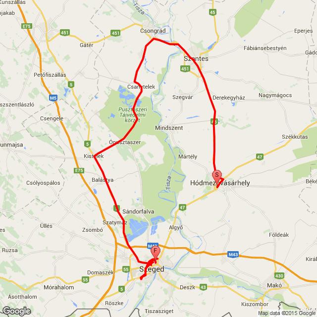 Szeged-Szentes kör