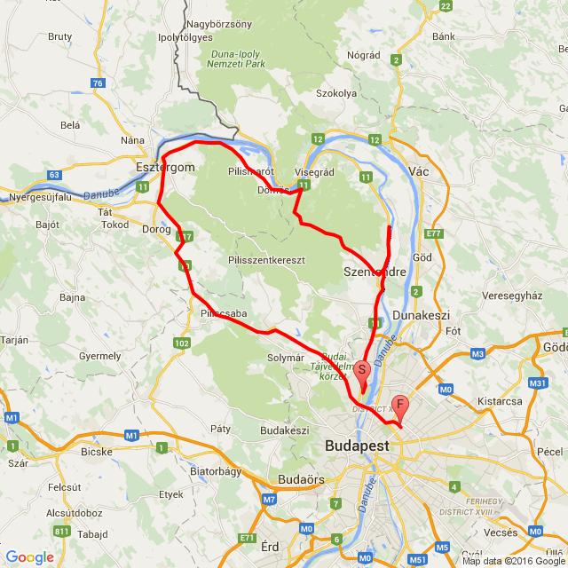 20160618 Visegrád, őzikék, rókák